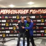 MMA Sieg von Steve